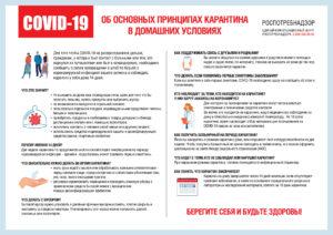 Рекомендации по профилактики новой коронавирусной инфекции (COVID-19) среди работников